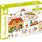 Quel circuit train en bois pour un enfant de trois ans ?