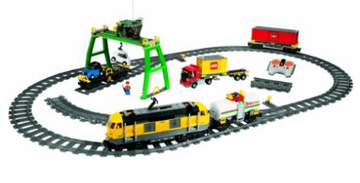 Lego, Janod, Brio, le meilleur du circuit de train