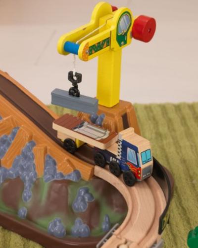 Découvrez l'univers du train Kidkraft